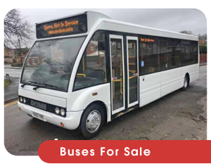 Buses For Sale Staffordshire