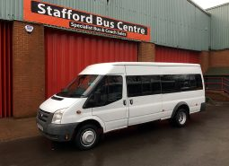 Stafford Bus Centre – Bus, Minibus and Coach Sales in the UK