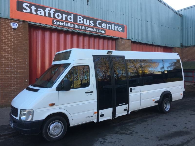 vw lt 46 super low floor stafford bus centre. Black Bedroom Furniture Sets. Home Design Ideas